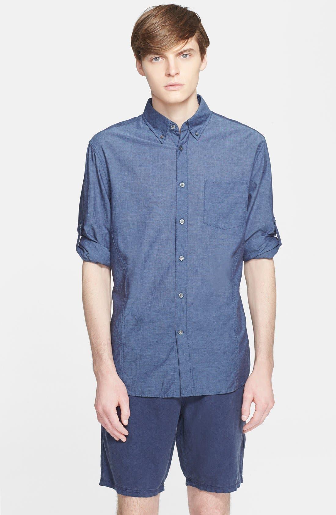 Men's John Varvatos Star Usa Slim Fit Sport Shirt