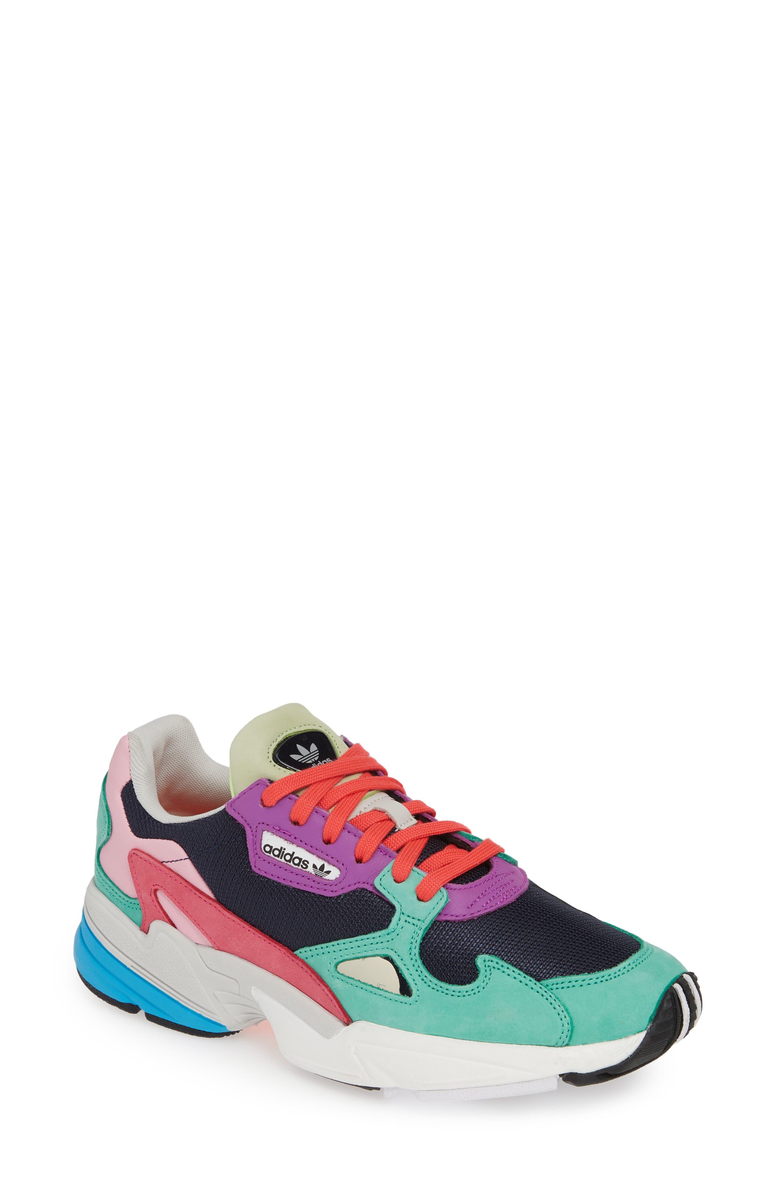 Adidas Falcon Sneaker, Green