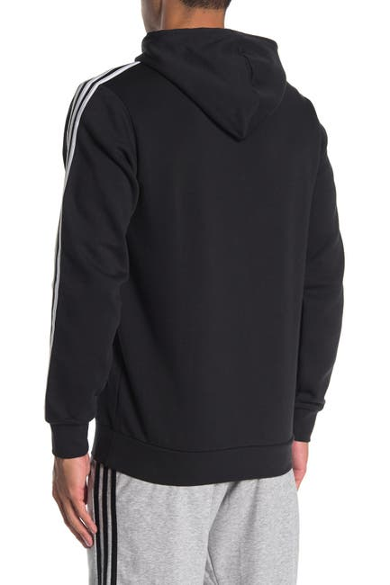 Image of adidas Essential 3-Stripes Pullover Hoodie