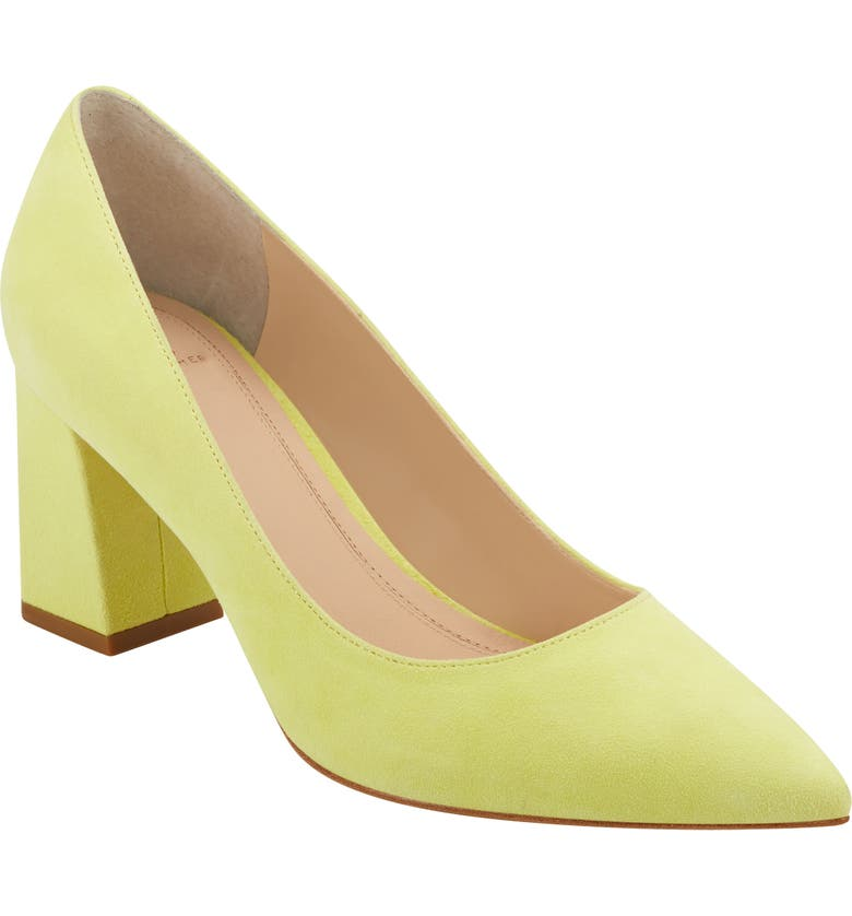 MARC FISHER LTD 'Zala' Pump, Main, color, 331