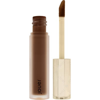 Jouer Essential High Coverage Liquid Concealer - Ebony