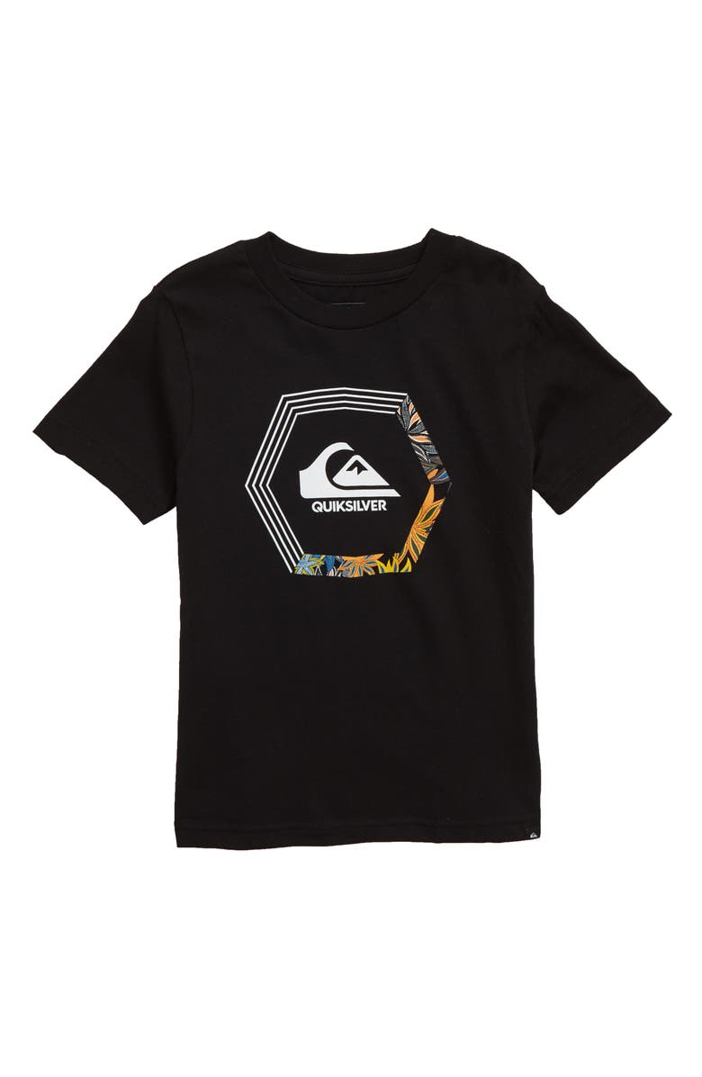 QUIKSILVER Blade Dreams Graphic T-Shirt, Main, color, BLACK