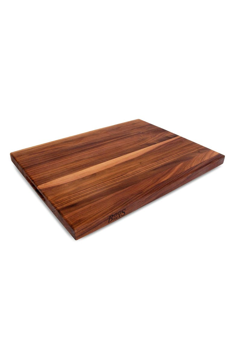 JOHN BOOS Walnut Cutting Board, Main, color, WALNUT