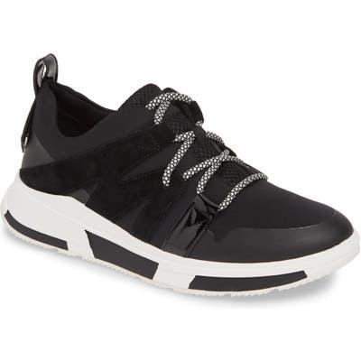 Fitflop Carita Sneaker, Black