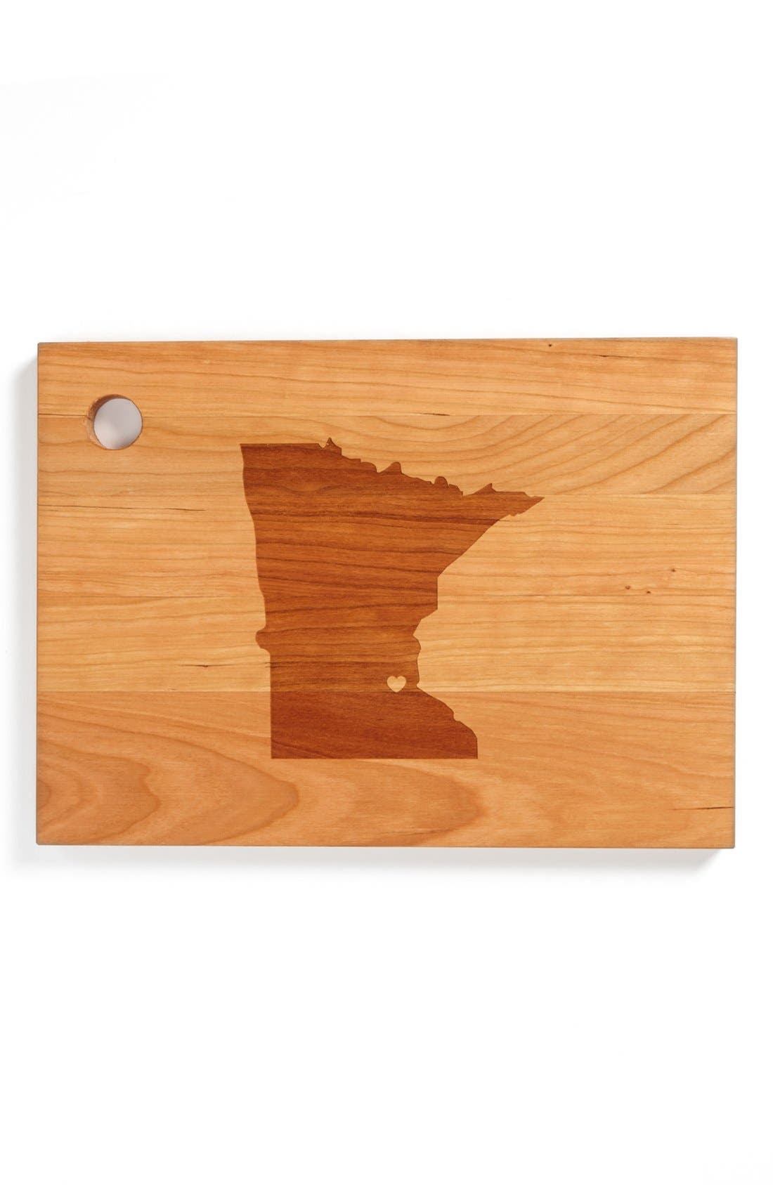 ,                             'State Silhouette' Cutting Board,                             Main thumbnail 25, color,                             222