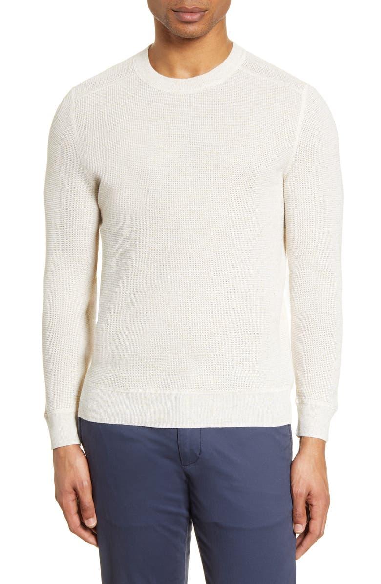 BONOBOS Marled Long Sleeve T-Shirt, Main, color, 200