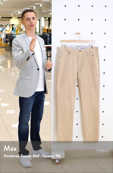 Superior Soft Five-Pocket Corduroy Pants, sales video thumbnail