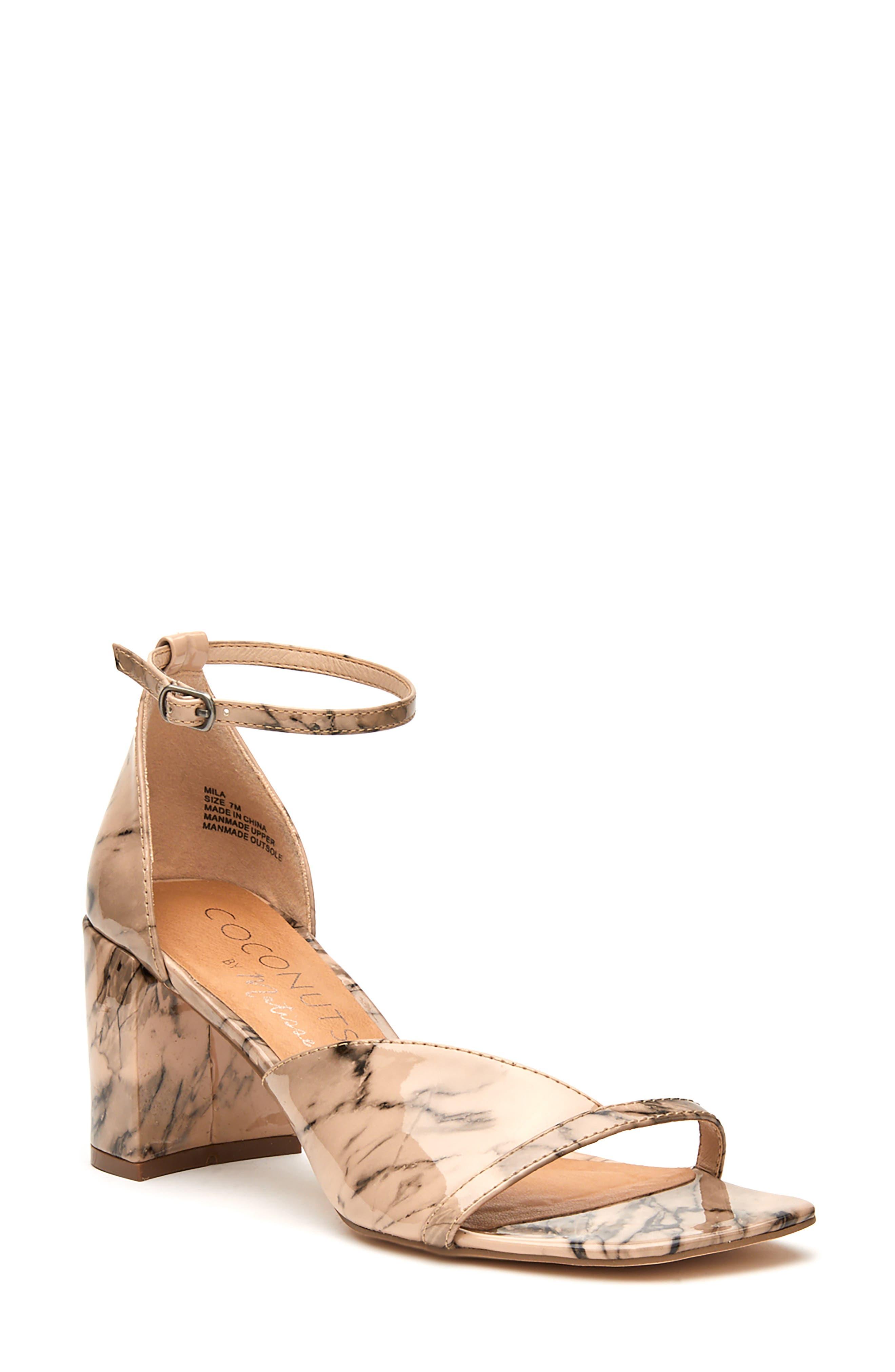Mila Ankle Strap Sandal