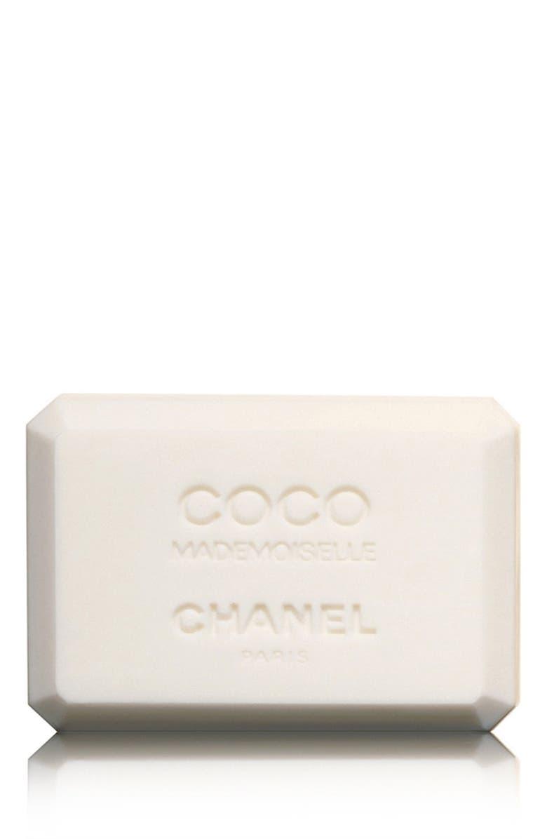 CHANEL COCO MADEMOISELLE Fresh Bath Soap, Main, color, NO COLOR