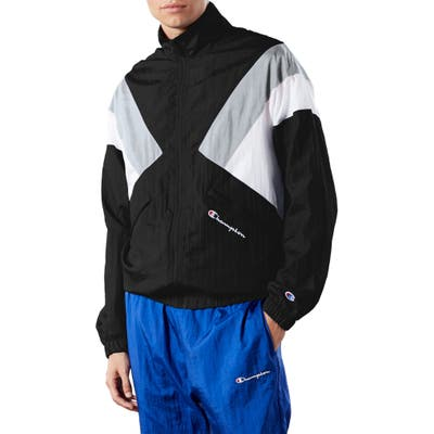 Champion Nylon Warm-Up Jacket