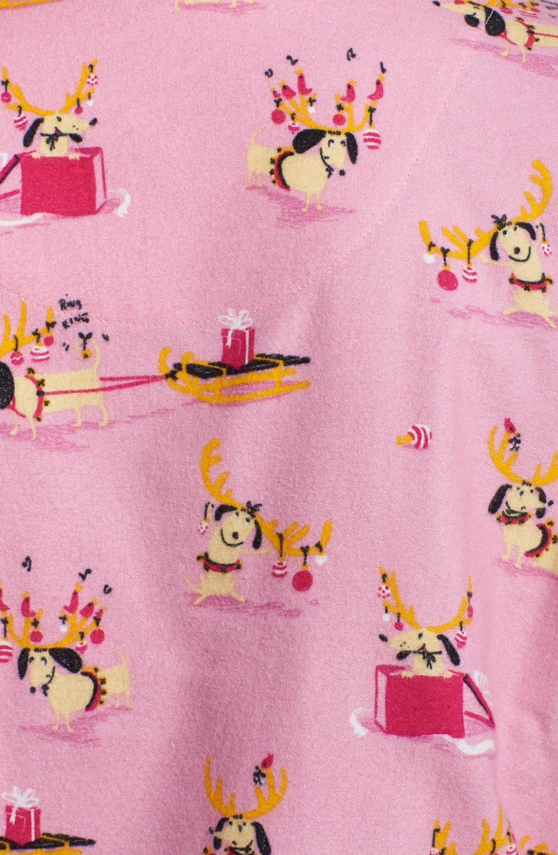 ,                             Flannel Pajamas,                             Alternate thumbnail 95, color,                             690