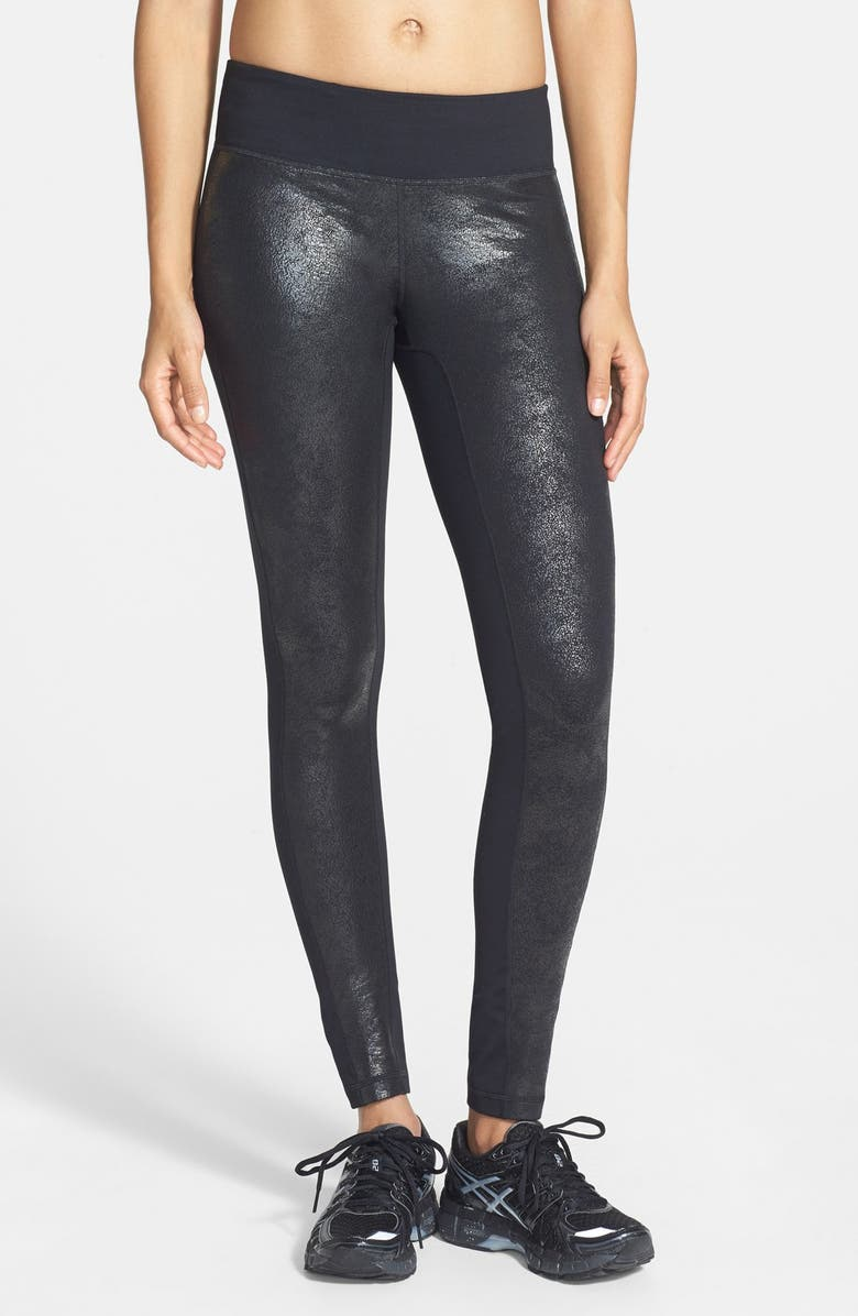 ZELLA 'Live In - Power Play' Leggings, Main, color, 001