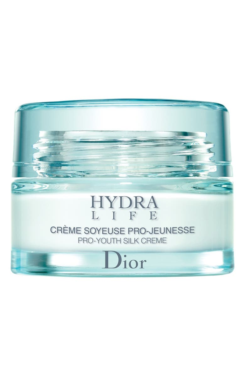 DIOR 'Hydra Life' Pro-Youth Silk Crème, Main, color, 000