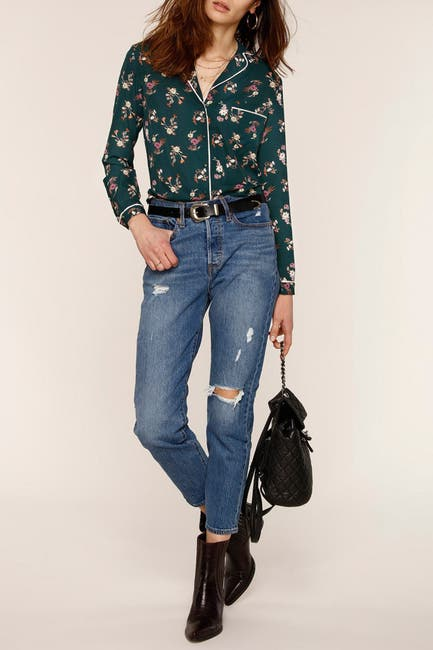 Image of Heartloom Benny Floral Shirt