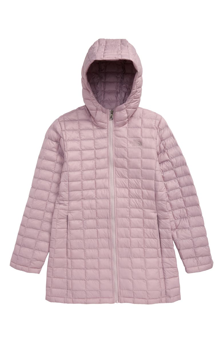THE NORTH FACE Kids' ThermoBall<sup>™</sup> Eco Parka, Main, color, ASHEN PURPLE
