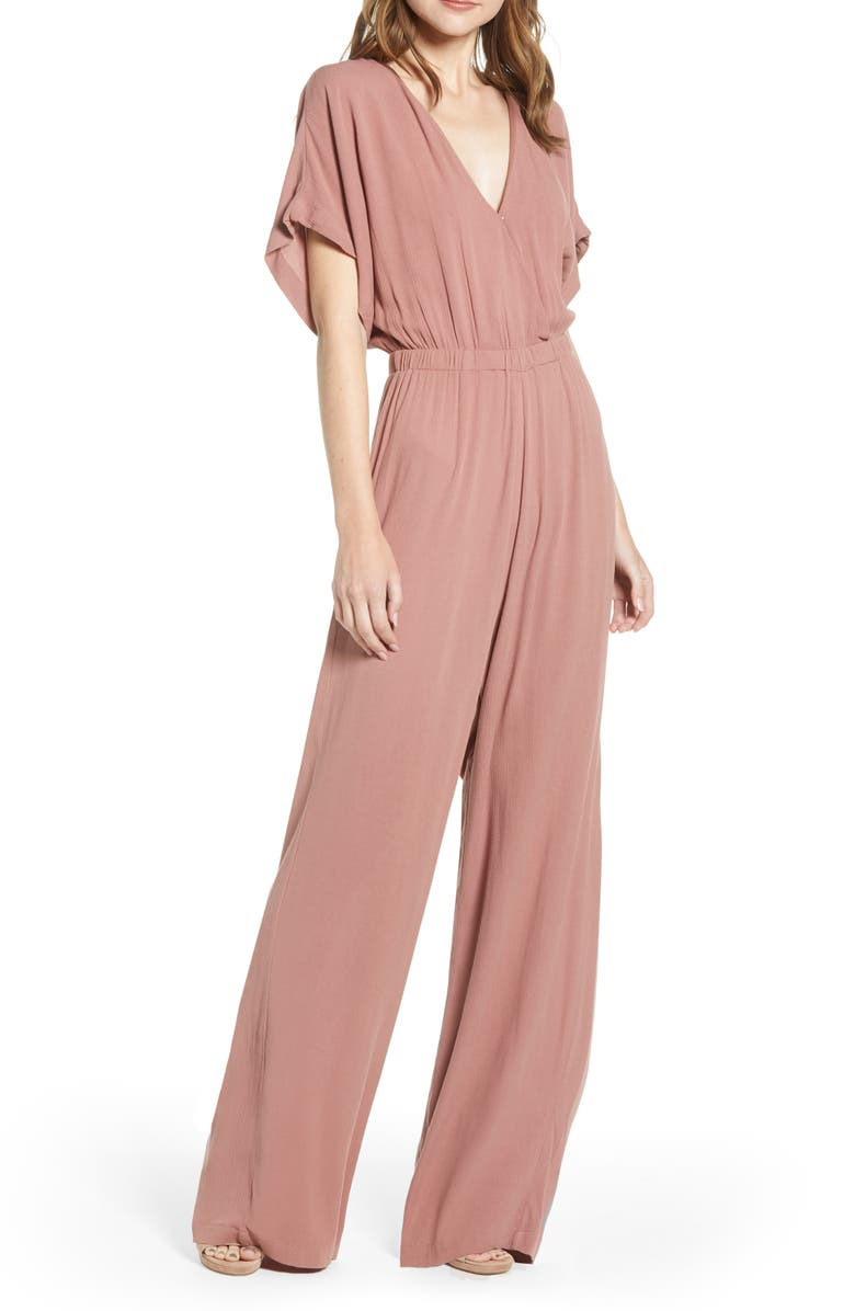 BISHOP + YOUNG Palerma Jumpsuit, Main, color, 230