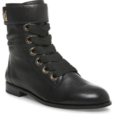 Kate Spade New York Ruby Moto Boot- Black