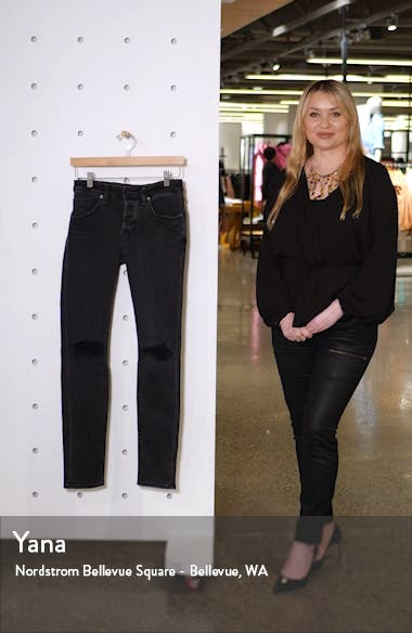 Iggy Ripped Skinny Fit Jeans, sales video thumbnail