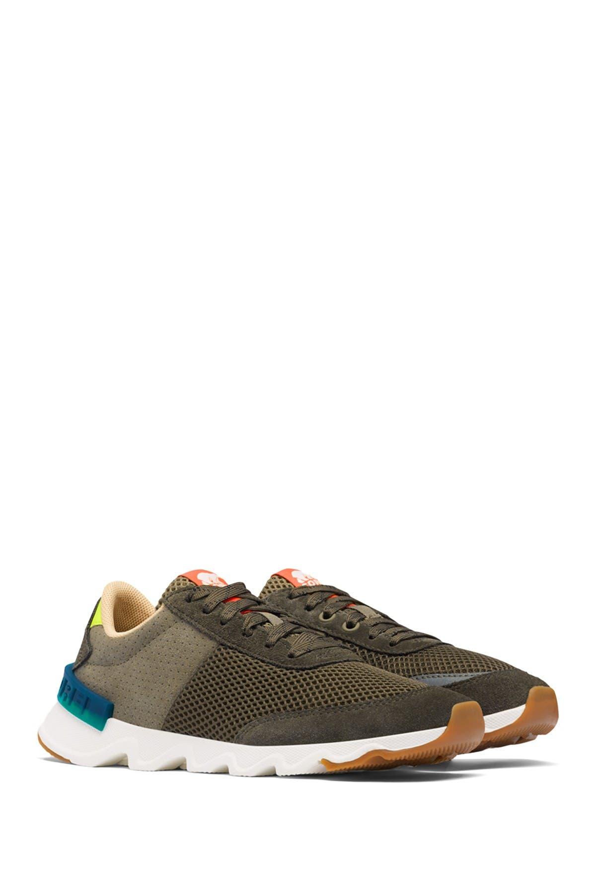 Image of Sorel Kinetic Lite Mesh Lace-Up Sneaker