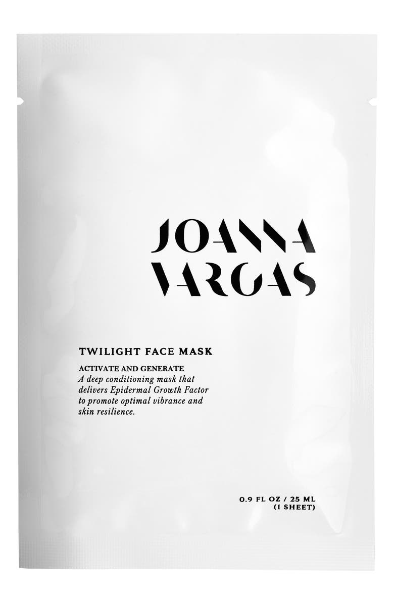 JOANNA VARGAS Twilight Face Mask, Main, color, NO COLOR