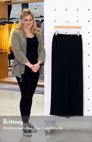 Chiffon Wide Leg Pants, sales video thumbnail