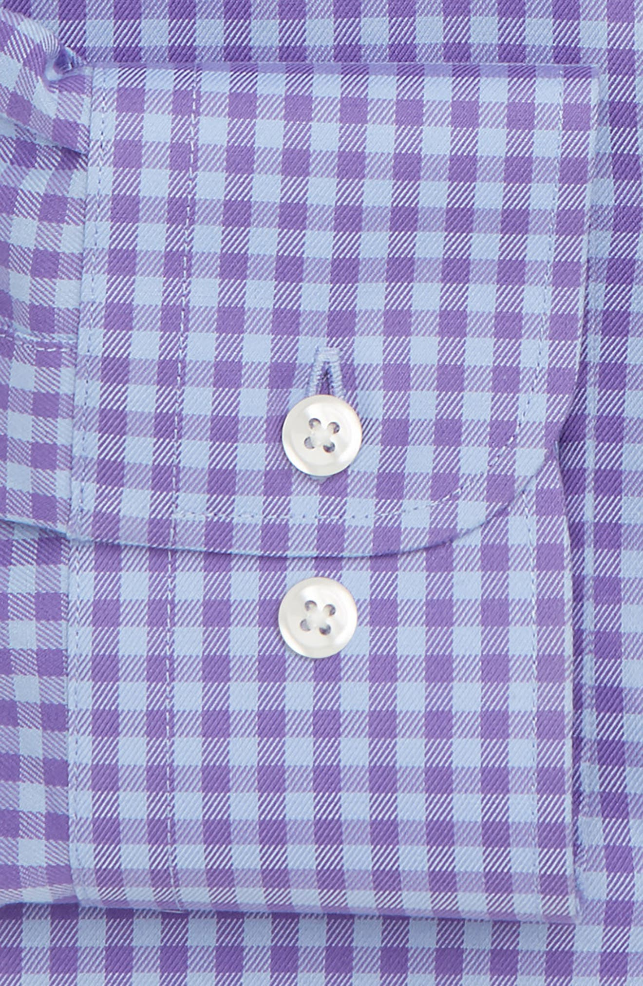 ,                             Traditional Fit Non-Iron Gingham Dress Shirt,                             Alternate thumbnail 24, color,                             510