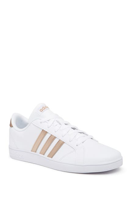 Image of adidas Baseline K Leather Sneaker