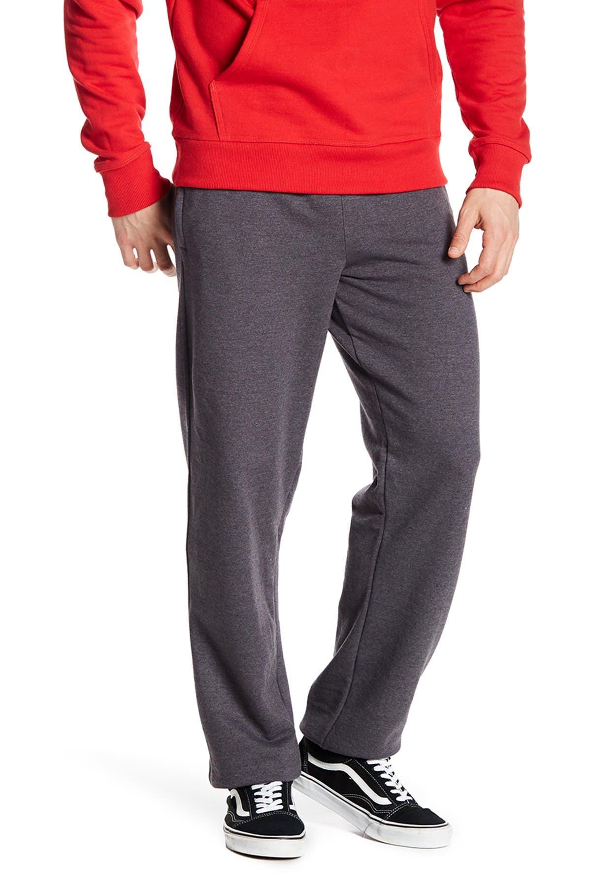 Image of Champion Fleece Drawstring Logo Sweatpants
