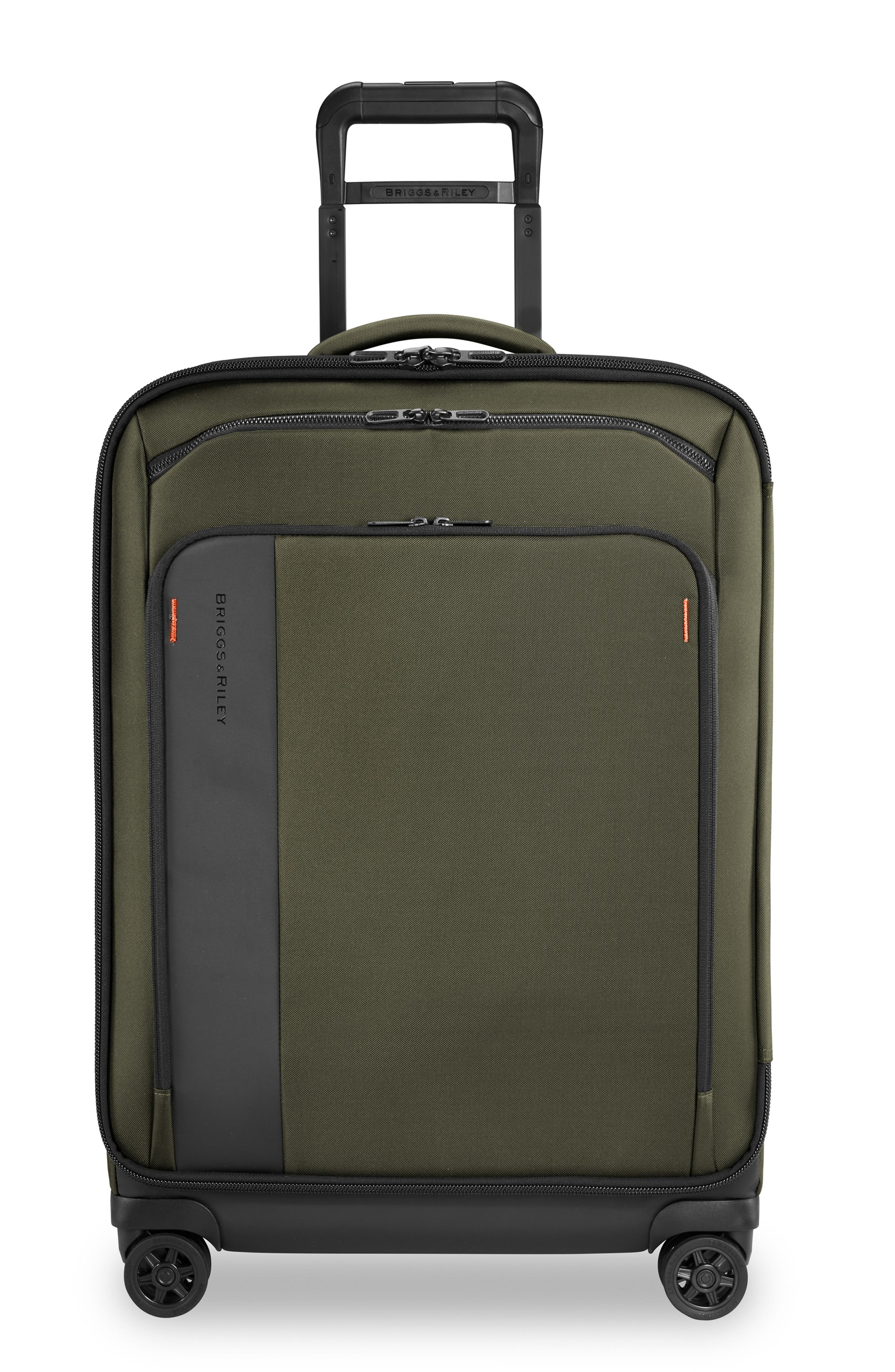 Zdx 26-Inch Expandable Spinner Suitcase