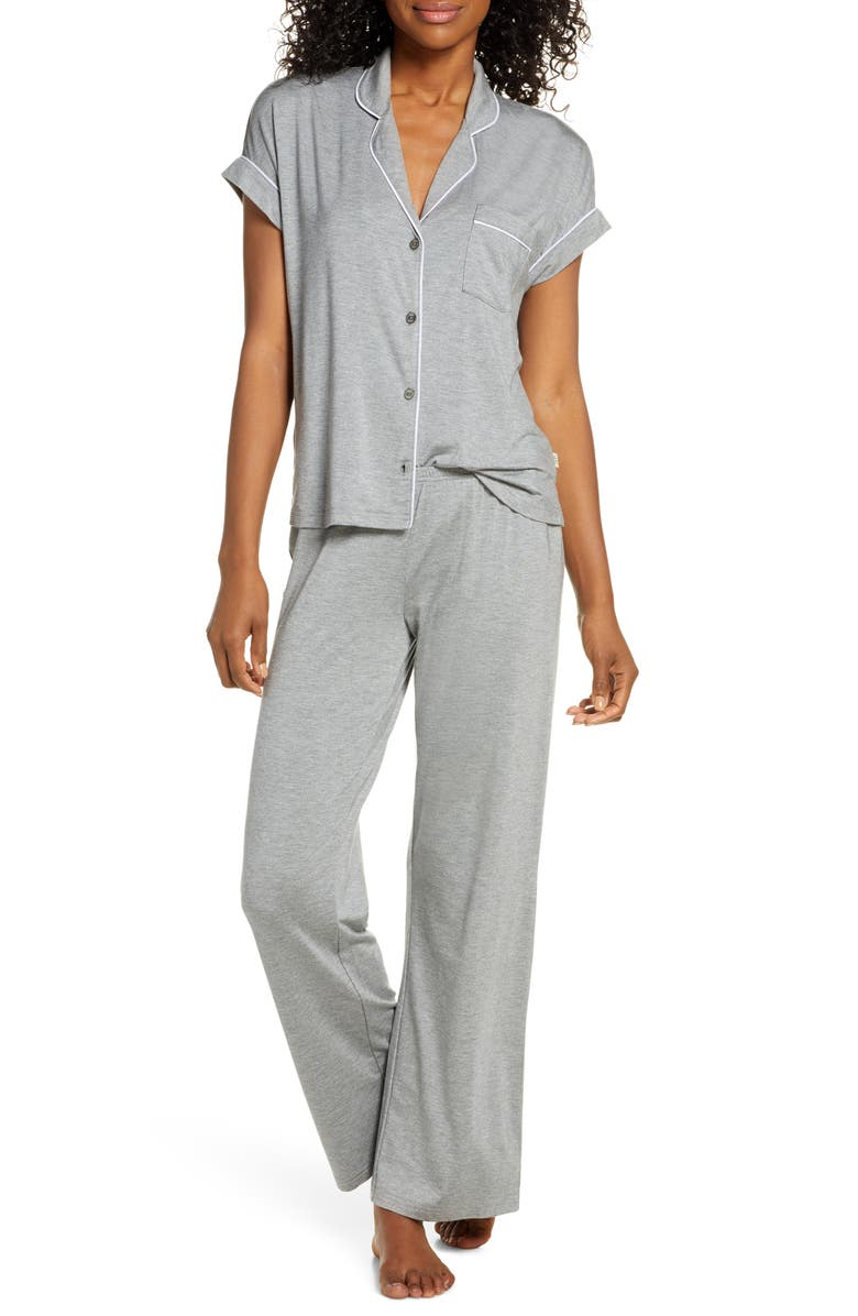 UGG<SUP>®</SUP> Jersey Pajamas, Main, color, 020