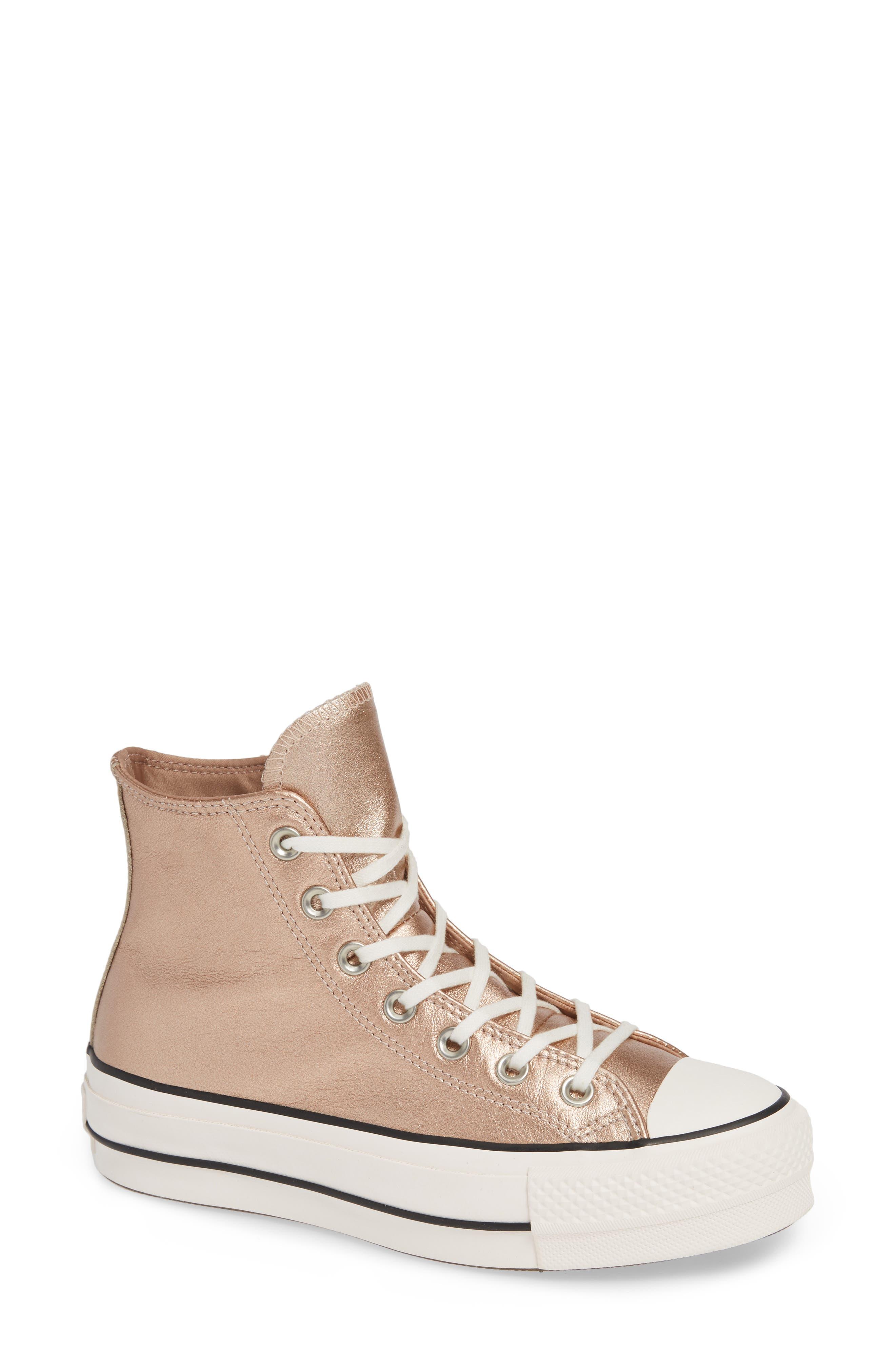 Converse | Platform High Top Sneaker