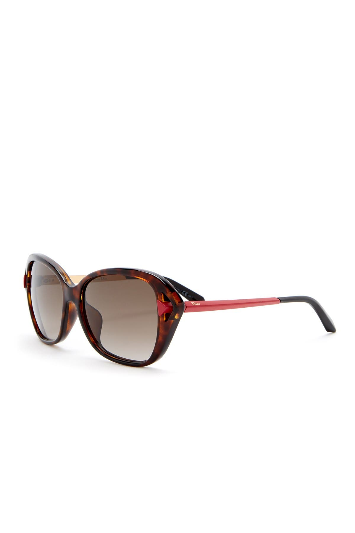 Image of CHRISTIAN DIOR 56mm Oversized Sunglasses