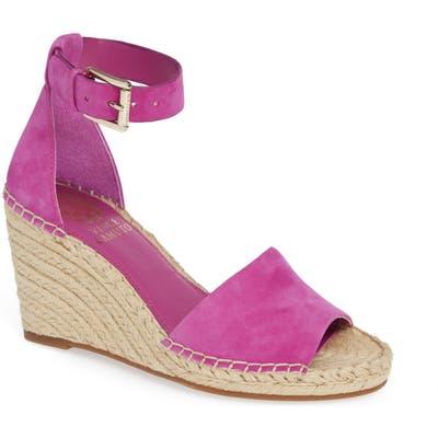 Vince Camuto Leera Wedge Sandal, Pink
