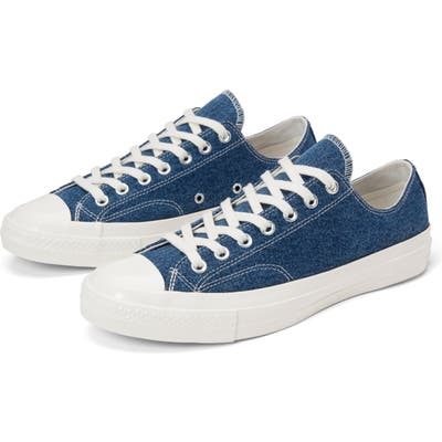 Converse Chuck Taylor All Star Renew Low Top Sneaker, Blue