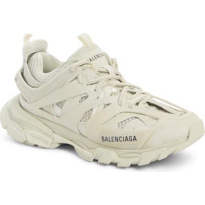 Balenciaga Track Low Top Sneaker, White