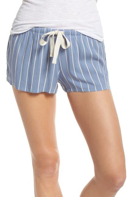 Image of Joe's Jeans Drawstring Pajama Shorts