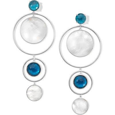 Ippolita Wonderland Circles Statement Earrings