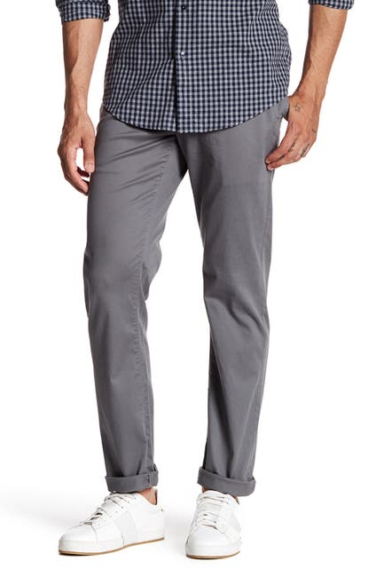 "Image of WALLIN & BROS Stretch Twill Chino Pants - 30-34"" Inseam"