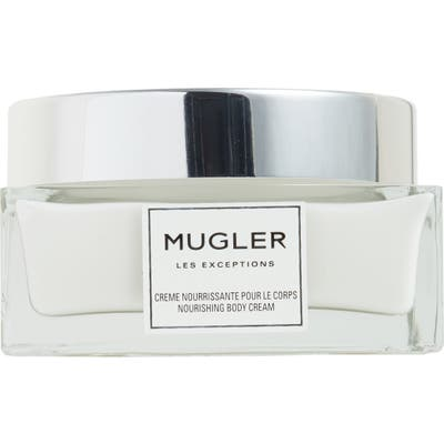 Mugler Les Exceptions Over The Musk Nourishing Body Cream