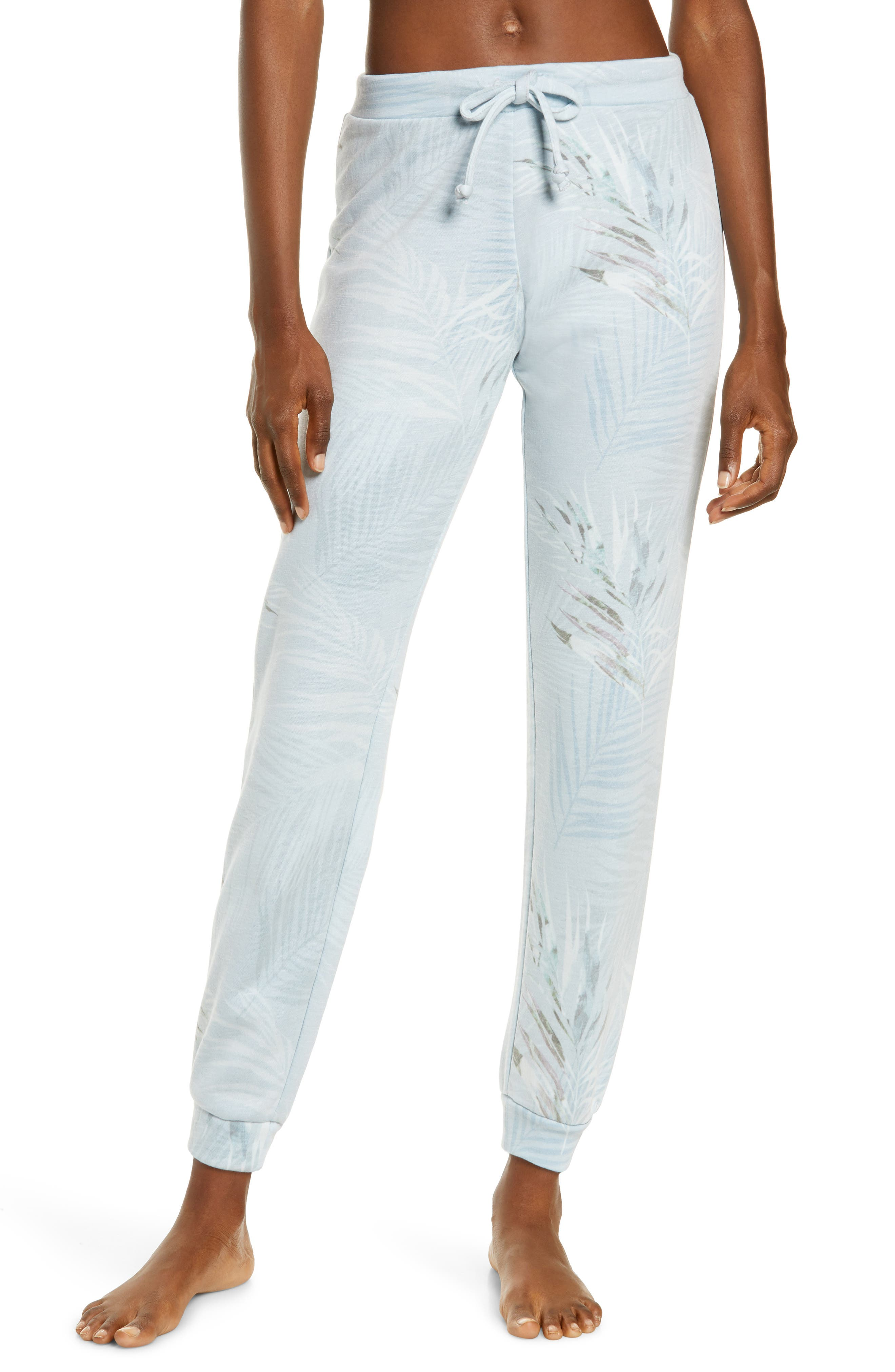 Print French Terry Joggers