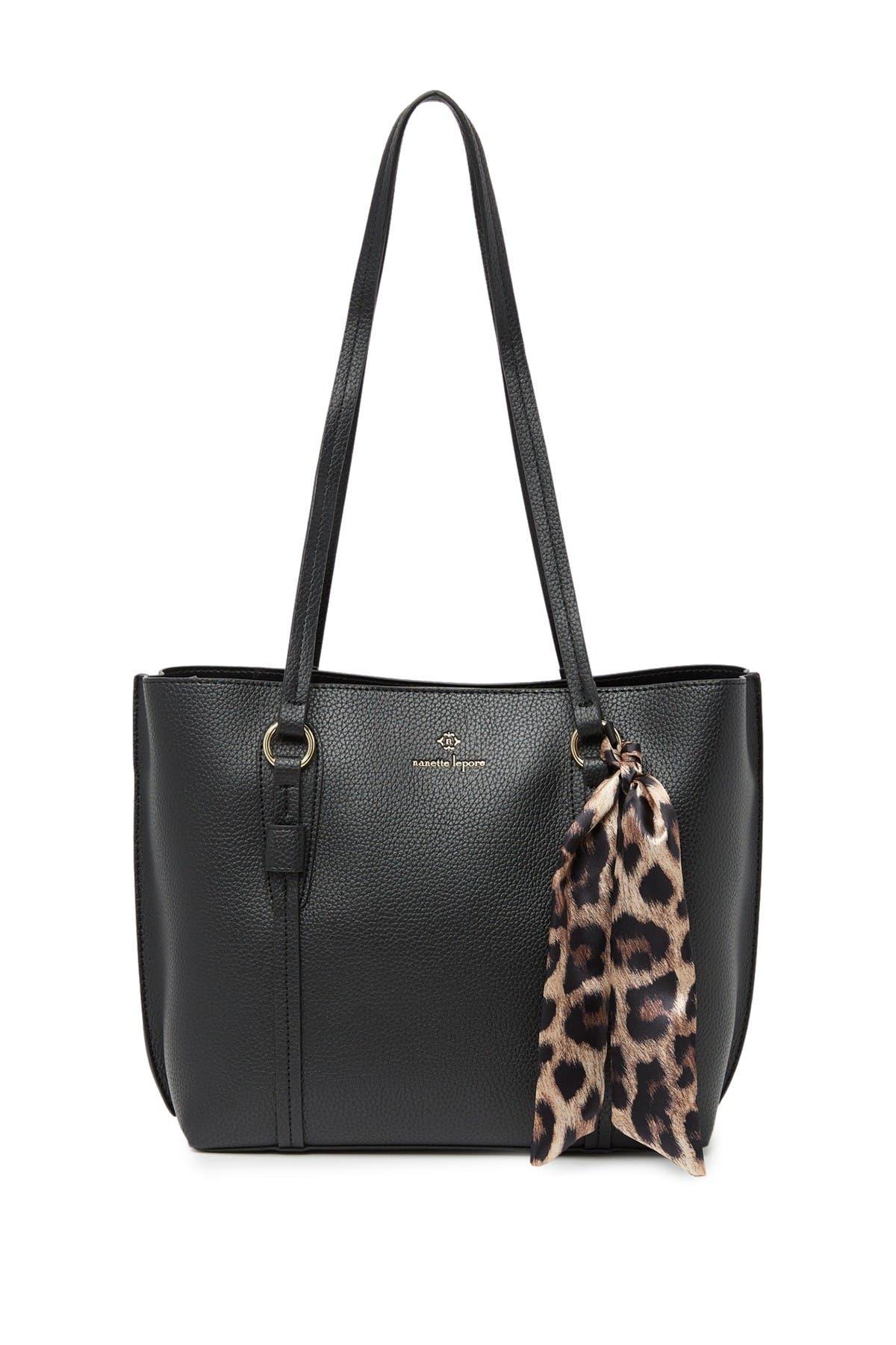 Image of Nanette Lepore Myles Scarf Shoulder Bag