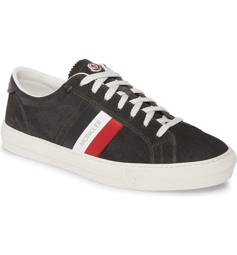 MONCLER New Monaco Sneaker, Main, color, NAVY
