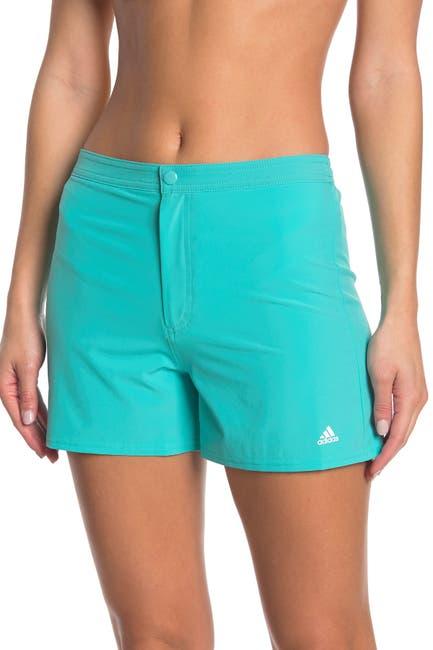 Image of ADIDAS SWIMWEAR Woven Swim Shorts
