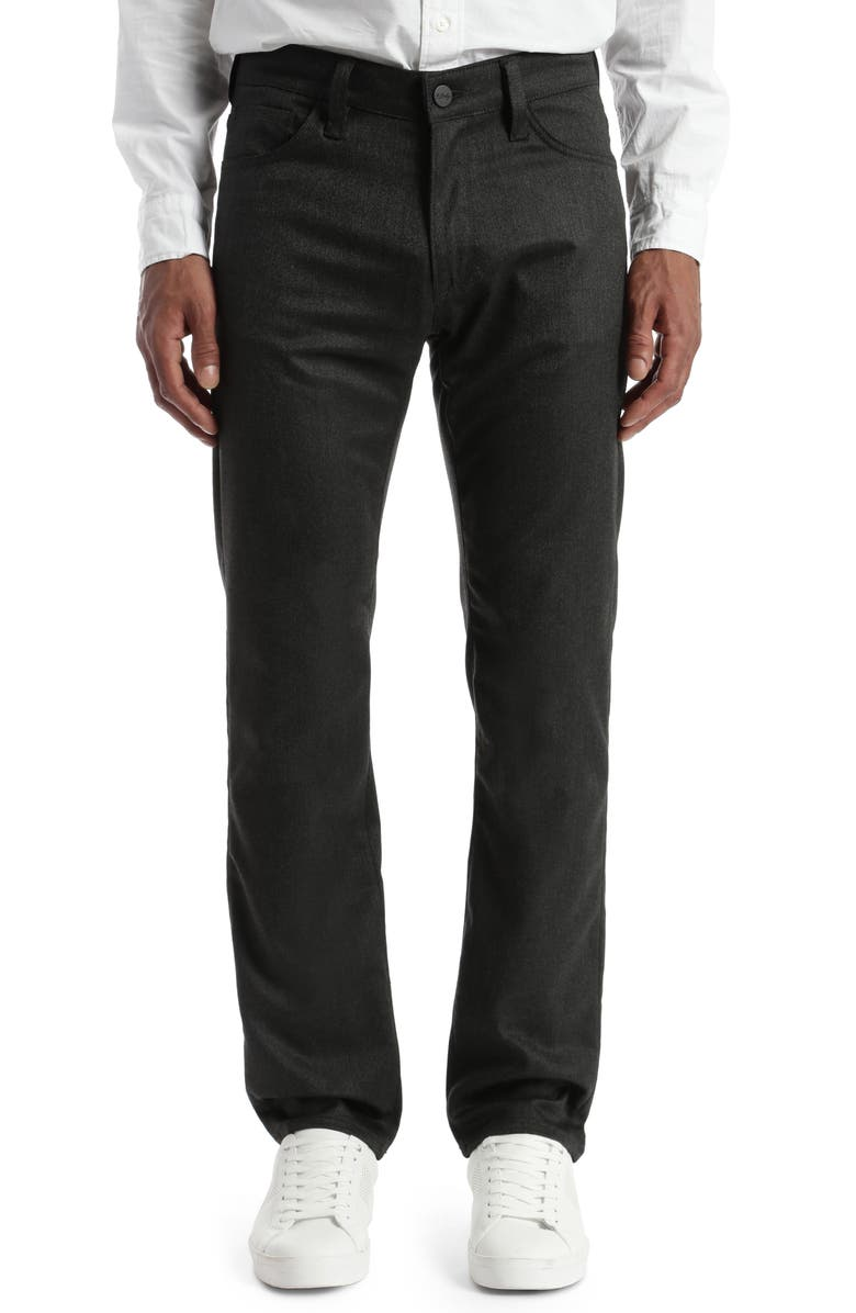 34 HERITAGE Charisma Relaxed Fit Pants, Main, color, DARK GREY SUPREME