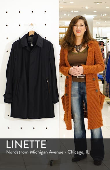 Achill Elements Wool & Silk 3-in-1 Coat, sales video thumbnail