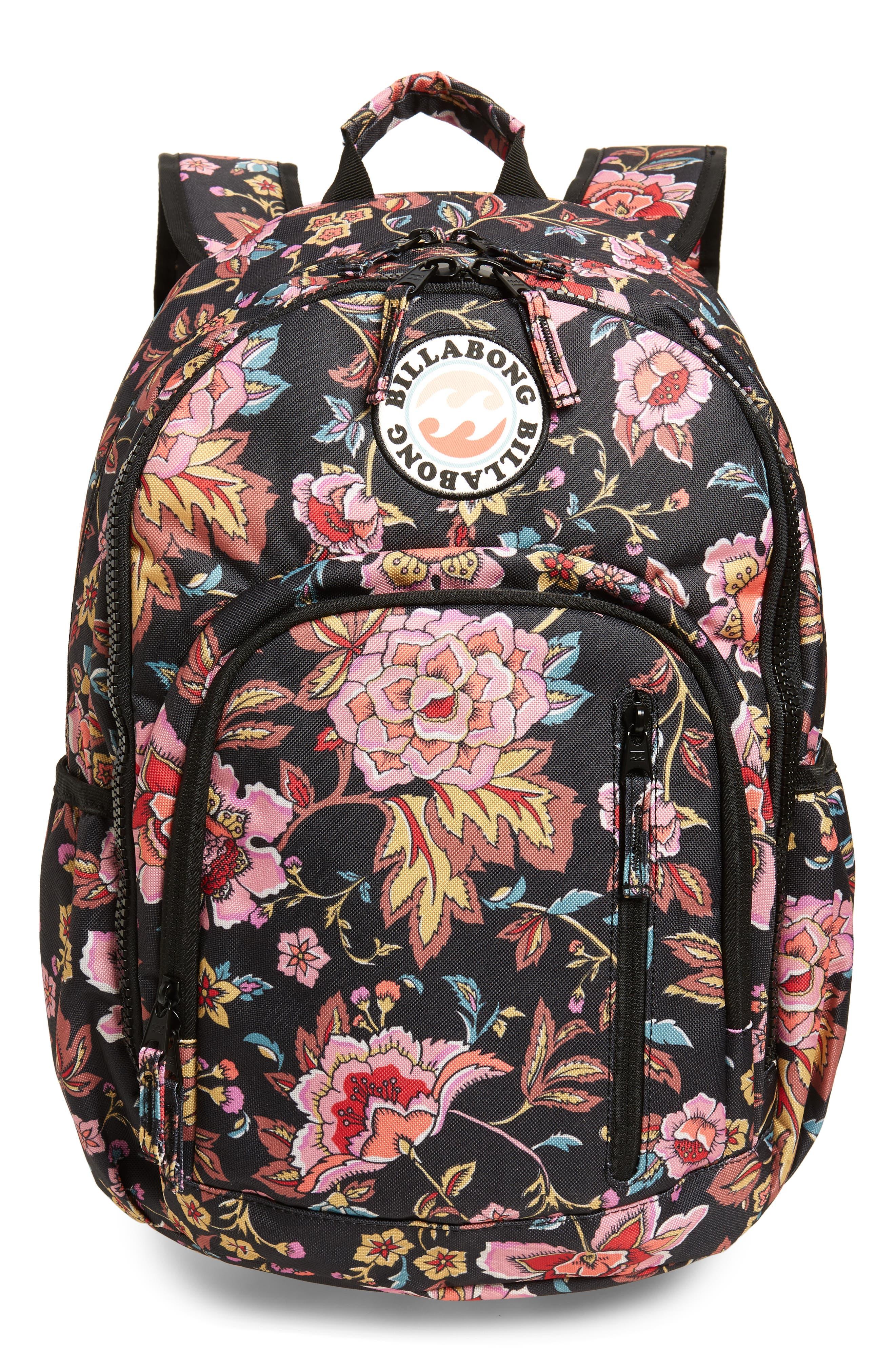 Billabong Roadie Junior Backpack Size One Size  Black