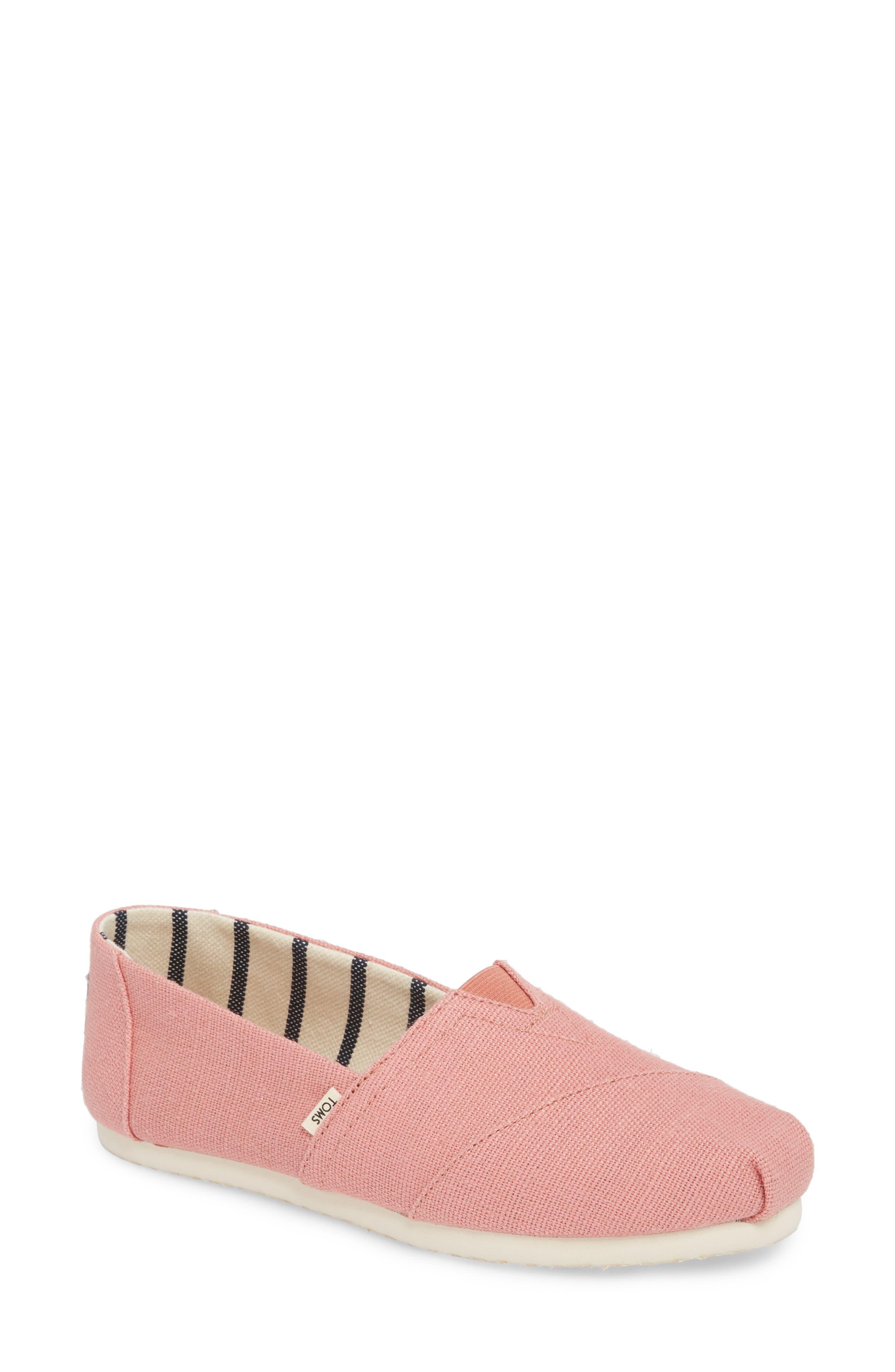 Toms Alpargata Slip-On, Pink