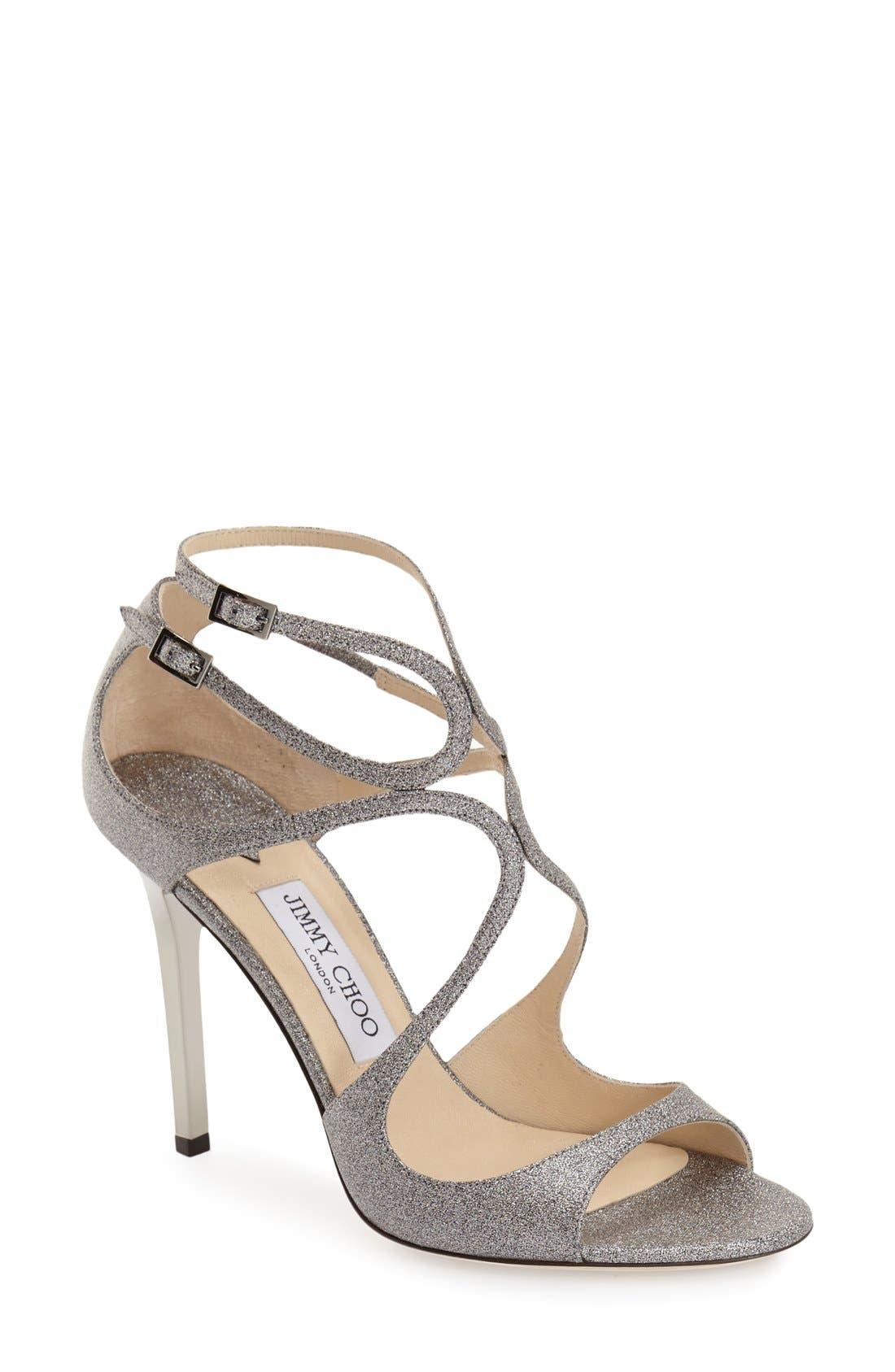 Jimmy Choo 'Lang' Sandal (Women