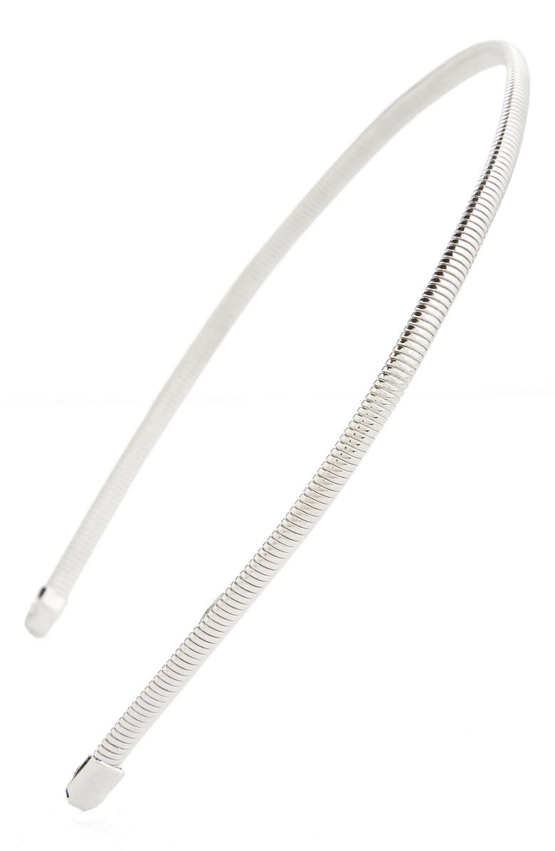TASHA Metal Headband, Main, color, 044