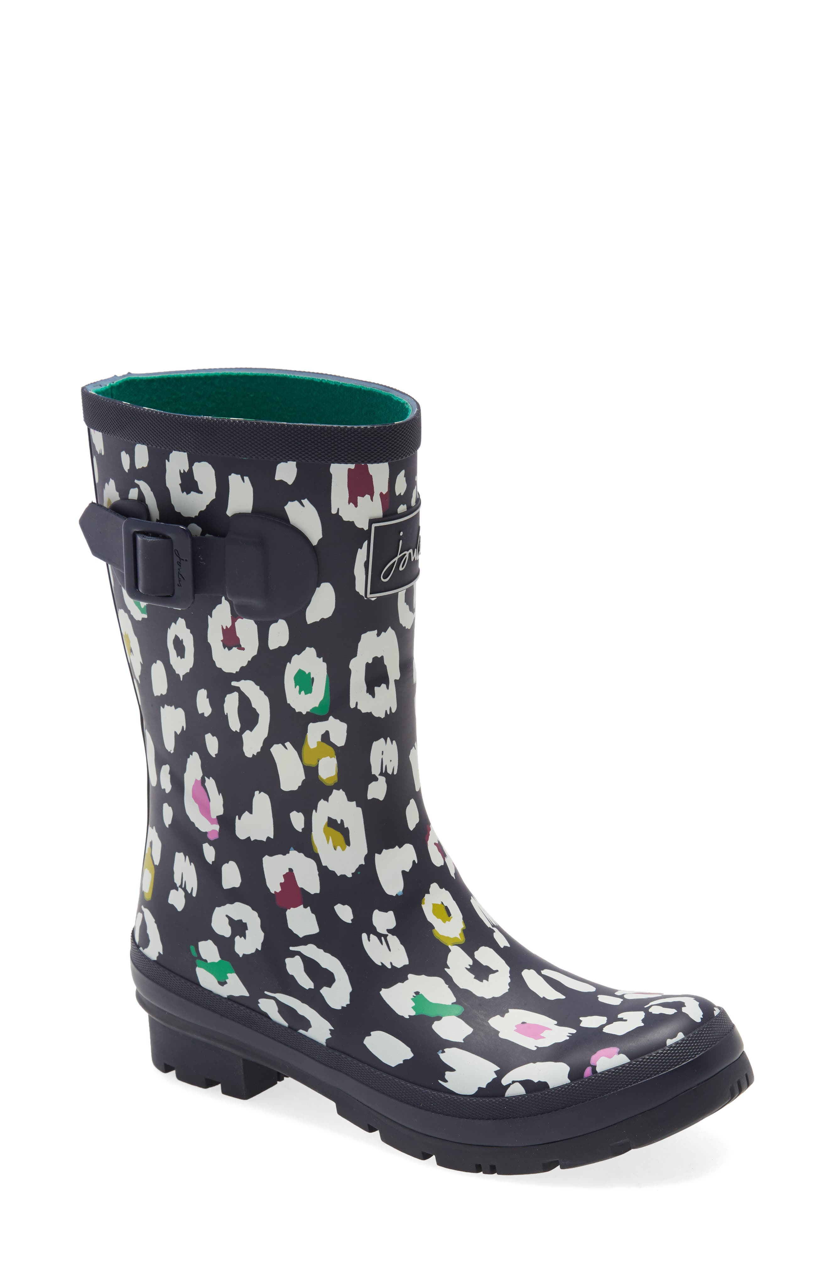 Print Molly Welly Rain Boot